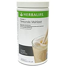 HERBALIFE Formula 1 BATIDO NUTRICIONAL SABOR cookies y crema