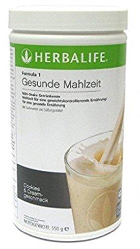 Herbalife Formula 1 Shake, 550g - Cookies & Cream