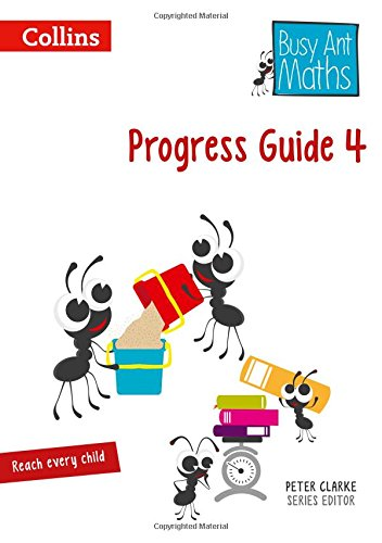 Busy Ant Maths – Progress Guide 4