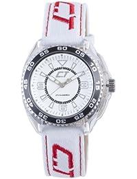 Chronotech Cc.6280L-04 Kids White Dial Watch
