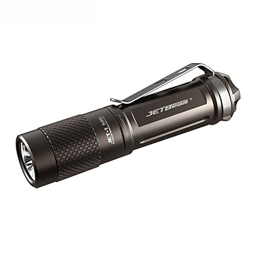 ILS - JET-I MK XP-G2 480LM AA 14500 EDC LED Flashlight