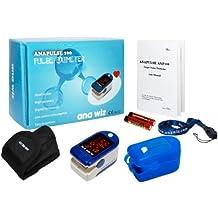 Anapulse FPX050DL - Pulsómetro de dedo, color blanco