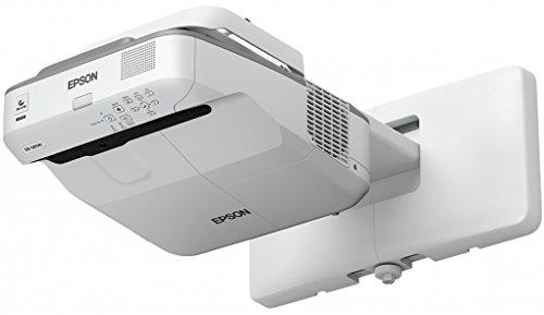 "Epson EB-680 Video - Proyector (3500 lúmenes ANSI, 3LCD, XGA (1024x768), 300:1, 4:3, 1422,4 - 2362,2 mm (56 - 93""))"