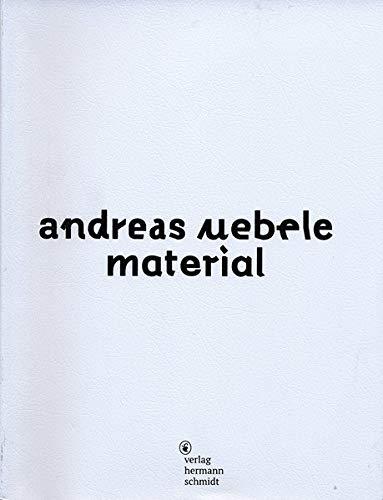 Material: 2003 - 2016