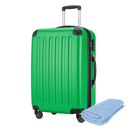 Hauptstadtkoffer Spree Reisekoffer, grün, 82 Liter