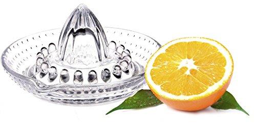 Exprimidor Vidrio Exprimidor mano naranja jugo 14cm