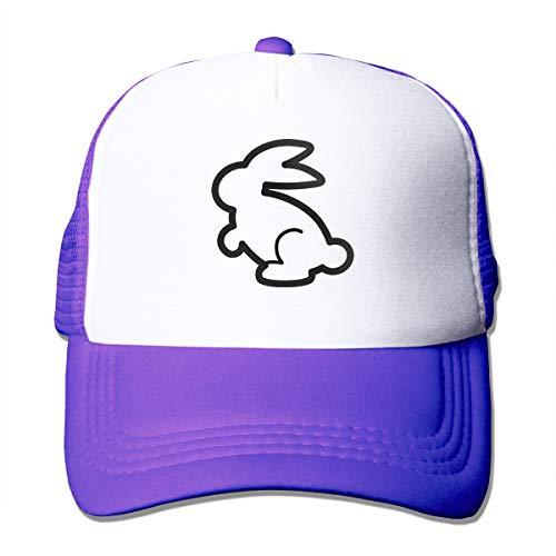 Bunny Unisex Papa Hut einstellbare Sport Baseballmützen ()