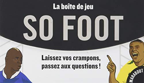 La boîte de jeu So Foot