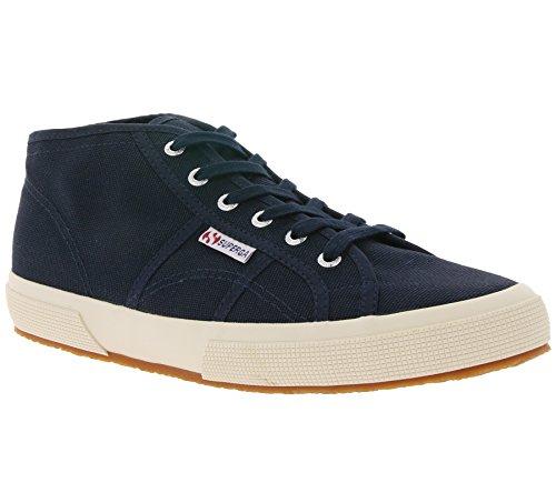 Superga 2754-Cotu Sneaker a collo alto Unisex Adulto e51ad1e331d