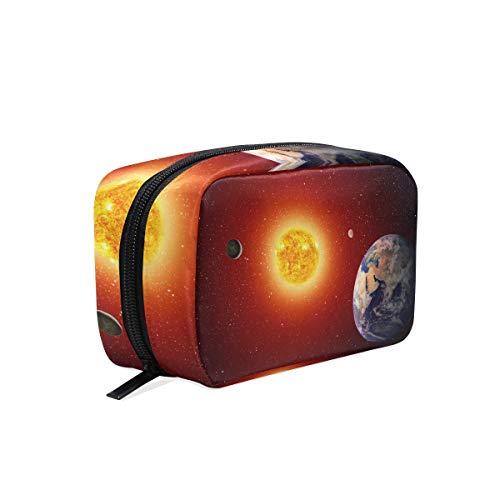 Kosmetiktasche Art Universe Solar System Kosmetiktasche Clutch -