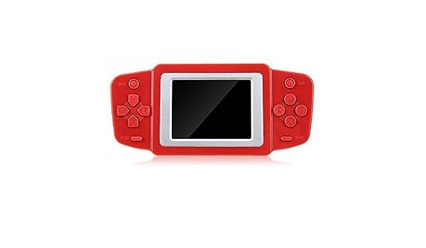 Ghoody Lettore da 2,5Portatile da 8 Bit per Videogiochi Uscita AV 152 Giochi supportati Lettore di Giochi Ricaricabile Portatile