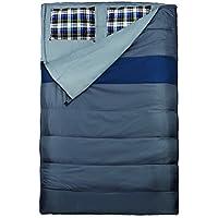 Explorer Duo Doppelschlafsack - Saco de Dormir Momia para Acampada, Color, Talla 220 x 150 cm