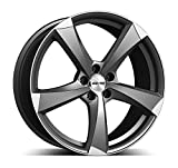 ICAN MAD 1 Felge LEGA 8J 18 5X112 ET45 66,5 für AUDI A3 A4 A6 TT VOLKSWAGEN GOLF 5 6 7 TOURAN MADE IN ITALY