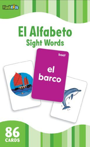 Alphabet (Flash Kids Spanish Flash Cards) (Flash Kids Flash Cards)