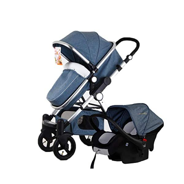 Stroller 3-in-1 Folding Stroller Travel Baby Blue CZPF ➤Switch between kids tricycle and baby balance bike by pedals. No pedal design help your kids develop essential bike skills such as balance, steering and coordination; With pedal it can help kids master riding skills ➤SAFE AND STURDY: CE Certification, all the materials and design are safe for kids. kids tricycles use non-slip handlebar, comfortable PU leather seat, durable wheels, sturdy steel frame and stable triangular structure to ensure convenience and safety. 3 wheels provide a safe riding for your kids ➤Only need two Steps to open or fold. It is almost fully assembled. Just use the wrench to put some of the parts. The package includes instructions and wrench. it is easy to carry and easy for a child to handle 4