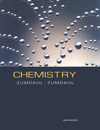 Pdf Download Chemistry By Steven S Zumdahl Full Online Download