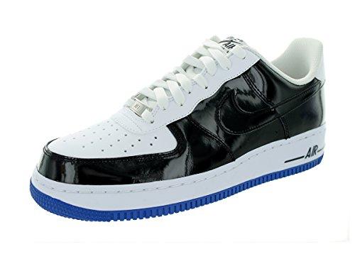 Nike Air Force Uma Baixa Concordância Schwarz -