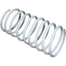 Ersatz-Spiral-Schlauch weiß / cremeweiss geeignet für Munddusche Braun Oral-B, 1,25 m + Reparaturanleitung per Mail (DIY)
