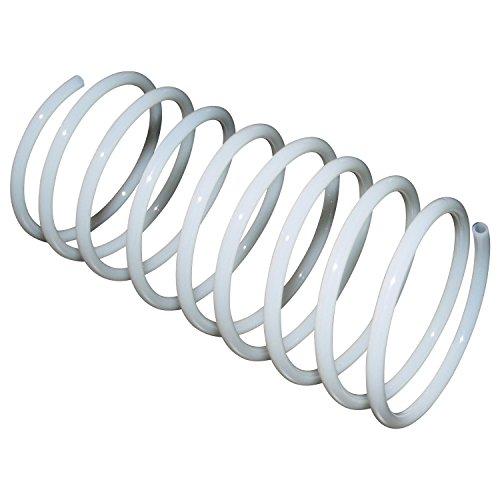 Ersatz-Schlauch weiß geeignet für Munddusche Braun Oral-B, spiralform 1,25 m + Reparaturanleitung per Mail
