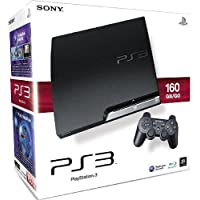 PlayStation 3 - Console 160 GB [J Chassis]