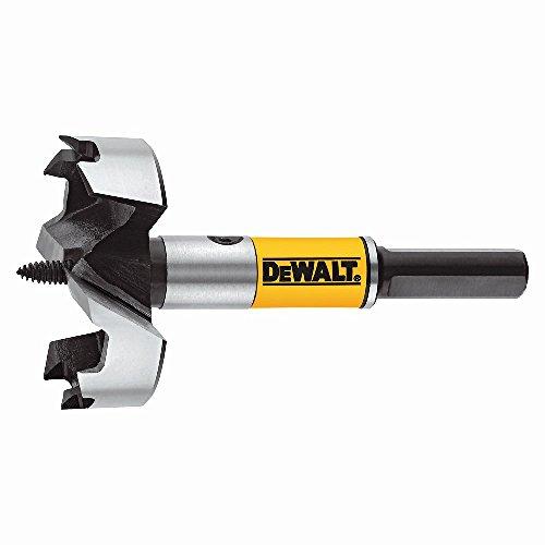 DeWalt Rapid-Holz / Forstnerbohrer, 65 mm ø (geeignet für den Einsatz in Bohrmaschinen Akku Kabel, für saubere und genaue Durchbruchsbohrungen in Hart und Weichholz, Holzdielen, Altbaudecken, Gipskartonplatten, etc.), DT4585