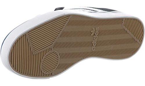Adidas Seeley Scarpa Grigio (grau weiß blau)
