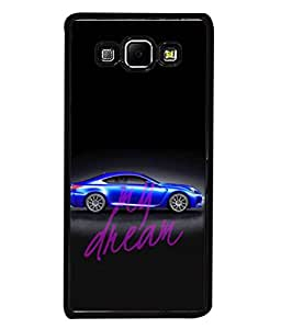 PrintVisa Designer Back Case Cover for Samsung Galaxy A8 (2015) :: Samsung Galaxy A8 Duos (2015) :: Samsung Galaxy A8 A800F A800Y (Vechile Drive Luxury Fuel Race Power Wallpaper)