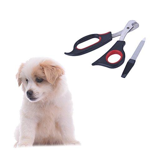 Hunde/Katze Krallenschere Krallenzange Nagelschere Nagelfeile LianLe