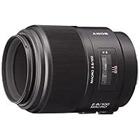Sony SAL100M28, Makro-Objektiv (100 mm, F 2,8, A-Mount APS-C, geeignet für A77/ A58 Serien) schwarz