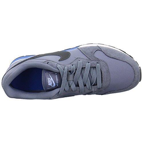 Nike Md Runner 2 Gs, Scarpe da Corsa Bambino Blu (Armory Blue/Anthracite/Blue Jay/Black)