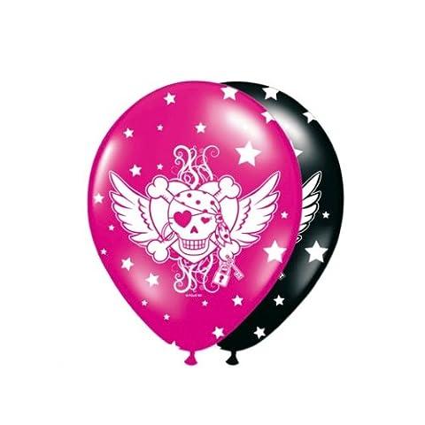 Amscan Piraten Mädchen Ballon.