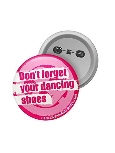 """Só Dança CH50caratteri scarpe con suola in pelle e tacco 1,5""""Latino Salsa Rumba Tango Danza Ballroom pulsante Pin incluso, colore: avorio Ivory"""