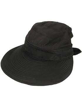 Sombrero de verano de moda con lazo de Butterme, para mujer, estilo bohemio, doble propósito, visera para el sol...