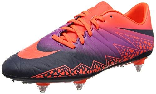 Nike Hypervenom Phelon Ii Fg Scarpe da Calcio Uomo Multicolore 45.5 EU
