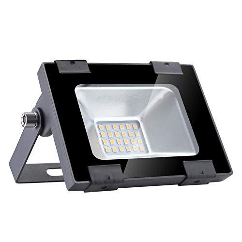 Luz De Inundación De 20 W, FreedomT Luz De Seguridad Con Foco...