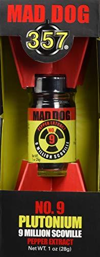 357 Mad Dog Plutonium 9 Mio. Scoville - Chili Pepper Extrakt - 28g (Schärfe 10+++)