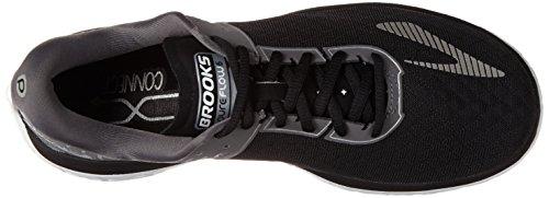 Brooks Pureflow 6, Scarpe da Corsa Donna Grigio (Black/Anthracite/Silver)