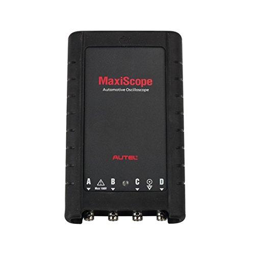 Autel maxiscope mp4084Kanal Automotive Oszilloskop Basic Kit funktioniert mit MaxiSys Werkzeug–Versand aus China/Hong Kong