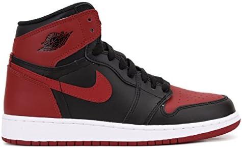 size 40 e7569 84c60 Nike Air Jordan Jordan Jordan 1 Retro High Og Bg, Scarpe da Basket Bambino  B01KOH7LMS Parent ...