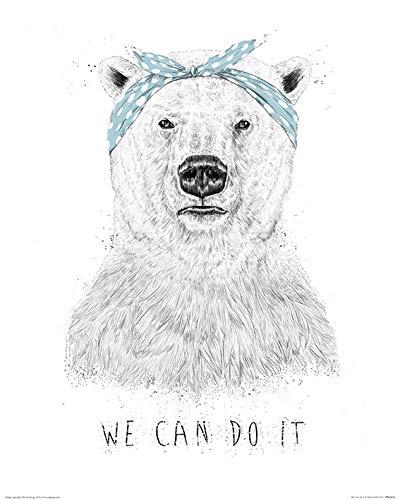 El Arte Grupo Balazs Solti We Can Do It-Lámina