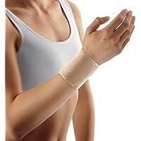 Bort elastische Handgelenkbandage Klettverschluss Gelenk Bandage Hände, hautfarben, Gr. 2 preisvergleich bei billige-tabletten.eu