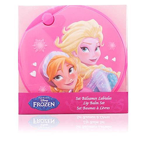 Frozen - Frozen - Set cosmética polvera espejo Lorenay