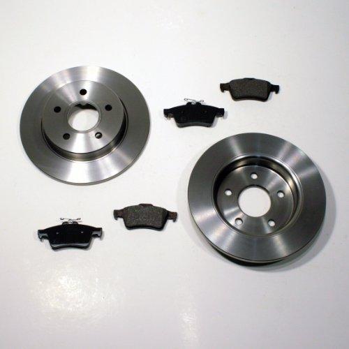 Preisvergleich Produktbild Bremsen + Bremsbeläge hinten