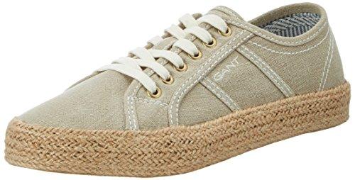 Gant Zoe, Sneakers basses femme Beige (Naturel)