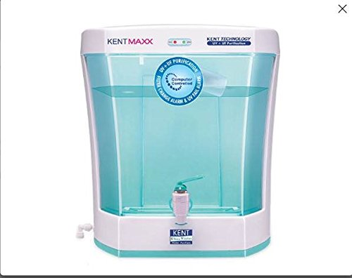 KENT Maxx 7-Litres UV + UF Water Purifier with detachable...