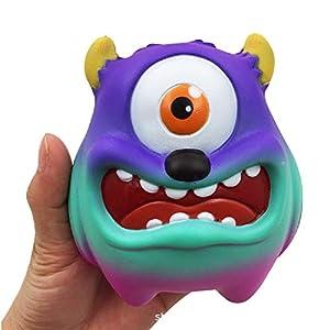Eholder Squishy Grandes,Squishys Kawaii No Tóxico Juguetes Antiestres Squeeze Toy para niños y Adultos