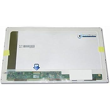 "Visiodirect® Dalle Ecran 15.6"" LED pour ordinateur portable PACKARD BELL EasyNote TK87-JN-210FR"
