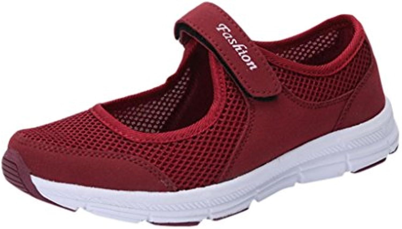 f18a6bd71701ee les chaussures d'été pour les les les femmes jamicy mesdames mesh  antidérapants f itness parent b07dgb4twz courir les chaussures de sport |  Supérieure ...