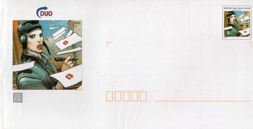 Bilal - La Poste - prêt-à-poster Duo - pochette complète