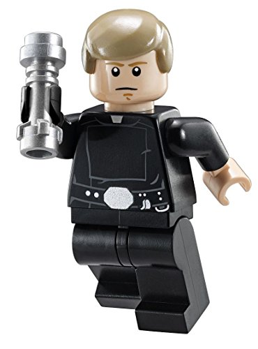 LEGO® Star Wars: Final Duel Minifigur - Luke Skywalker with Black Hand and Lightsaber - Skywalker Star Wars-luke Lego
